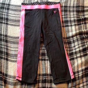 capri leggings justice size 10